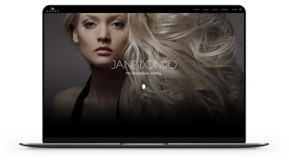dondo wordpress template